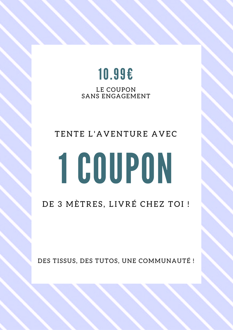 Coupons couturette